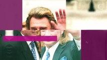Alain Delon hospitalisé, Laeticia Hallyday réconciliée avec son père André Boudou : toute l'actu du 14 juin