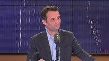 """Révélations du journal Le Monde : F. Philippot, ex-député FN, affirme que son assistant a travaillé """"3 ou 4 mois à mi-temps"""""""