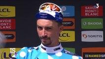 Critérium du Dauphiné : la belle journée d'Alaphillippe