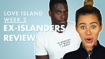Marcel and Montana on Love Island week 2: Sherif's exit, new boy Danny and more