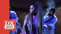 Ariana Grande Chokes Up During Mac Miller Lyric In Pittsburgh