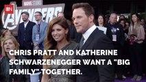 Chris Pratt Will Need A Bigger House