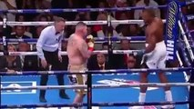 ANTHONY JOSHUA vs ANDY RUIZ Best Moment Highlights - JOSHUA TKO on 7