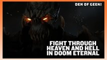 Doom Eternal at E3 2019 | Interview With Marty Stratton and Hugo Martin