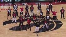 Drake Shows Love To 'Mini-Drake' At NBA Finals