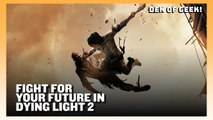Dying Light 2 at E3 2019 | Interview With Tymon Smektala, Lead Game Designer For Techland