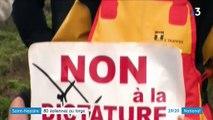 Saint-Nazaire : le premier parc éolien offshore lancé par François de Rugy
