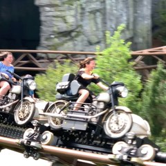 Visitors are waiting up to 6 hours to ride the new roller coaster at Universal's Harry Potter World — see what it's like to ride