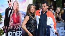 Jennifer Aniston And Adam Sandler Reunite For 'Murder Mystery'