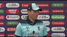 England's Eoin Morgan post win vs West Indies