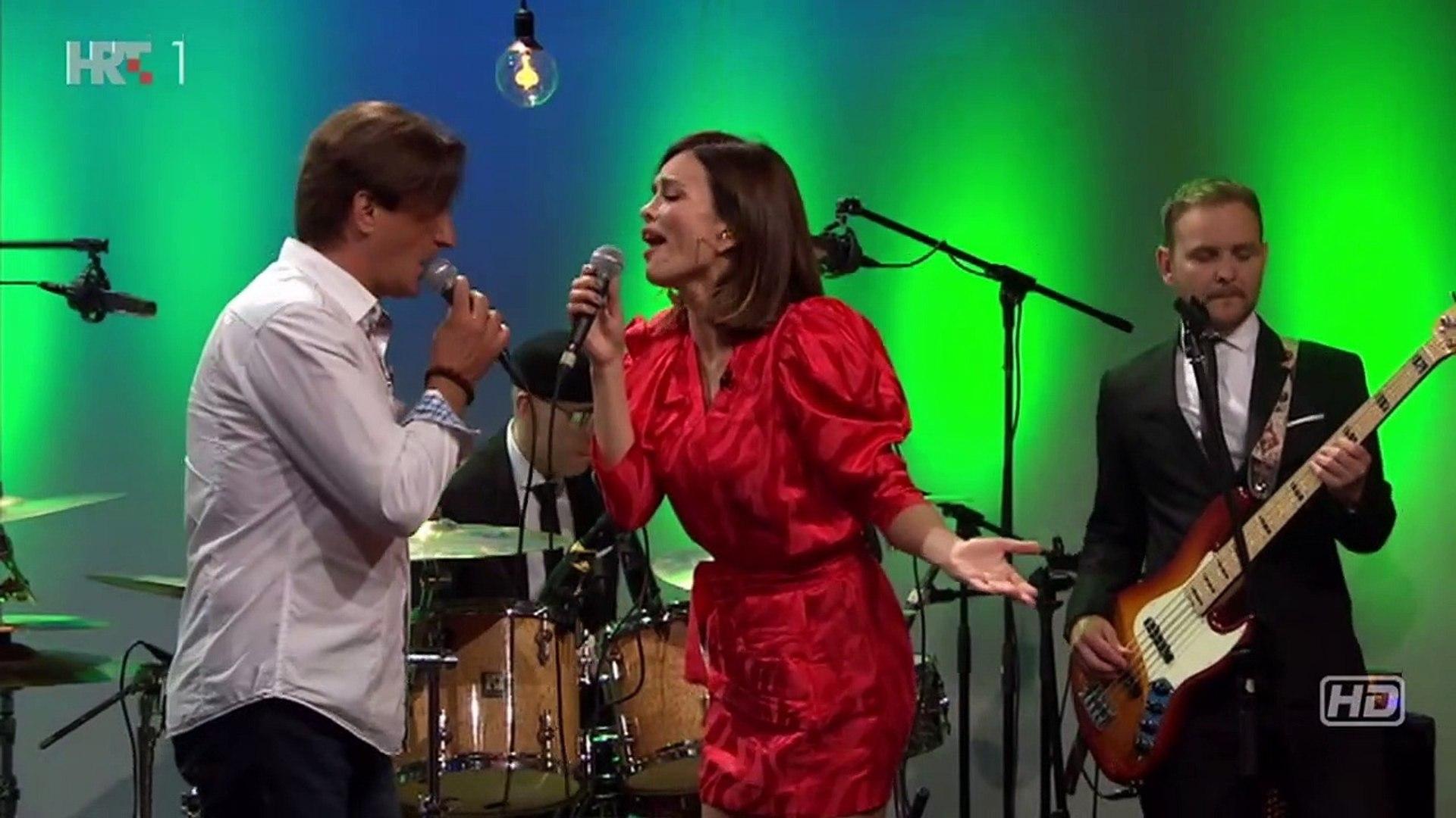 Severina & Leo - Kreni - Live @ Kod nas doma