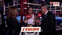 Yoka Mossely «Accéder à d'autres ceintures plus importantes» - Boxe - ChM IBO-intercontinental