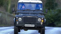 'Tough, Unstoppable' Land Rover Defender To Be Sold In China