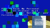 Full E-book My Personal Financial Planner with Worksheets for Garman/Forgue's Personal Finance,