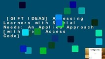 [GIFT IDEAS] Assessing Learners with Special Needs: An Applied Approach [with eText Access Code]