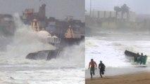 Cyclone Vayu : Gujarat में फिर लौटेगा चक्रवात वायु, Kutch में सकता है दस्तक | वनइंडिया हिंदी