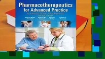 Pharmacotherapeutics for Advanced Practice: A Practical Approach Complete
