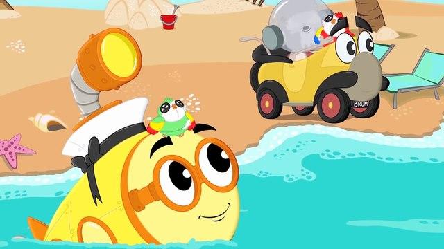 XMAS LIST   BRUM cartn fll EPISODE   Funny Animated cartn