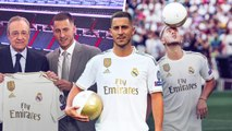 Eden Hazard's first steps at Real Madrid - Oh My Goal