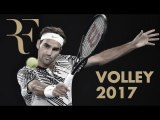 Roger Federer - Top Volley 2017 HD ( Basel, AO, Indian Well, Miami , Wimbledon, Roger Cup)