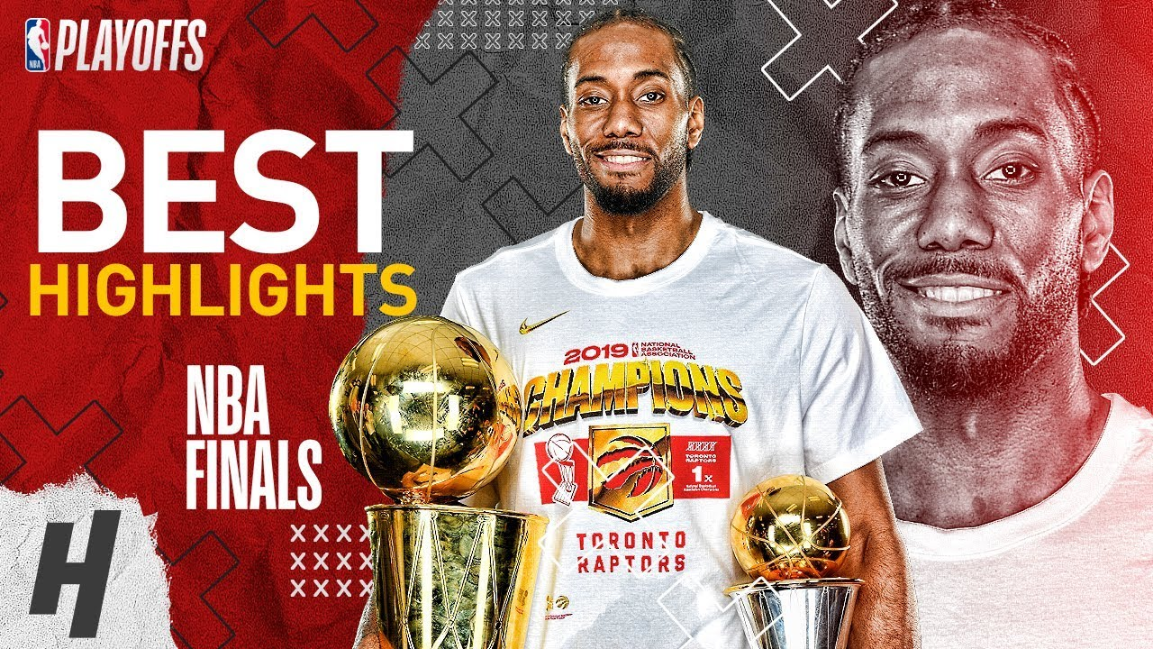 Kawhi Leonard Full MVP Series Highlights vs Warriors – 2019 NBA Finals