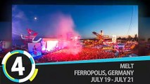 top 5 festivals in July 2019