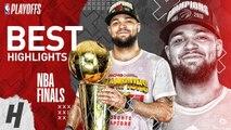Fred VanVleet Full Series Highlights Raptors vs Warriors - 2019 NBA Finals