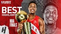 Kyle Lowry Full Series Highlights Raptors vs Warriors - 2019 NBA Finals