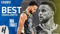 Stephen Curry Full Series Highlights Warriors vs Raptors - 2019 NBA Finals