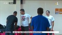 Tahiti organise les championnats qualificatifs  de beach-soccer pour la Coupe du monde 2019