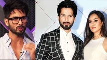 Kabir Singh: Shahid Kapoor reveals why he gets angry on Mira Rajput, Check Out Here   FilmiBeat