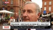 Laeticia Hallyday et ses filles Jade et Joy attendus à Toulouse aujourd'hui pour inaugurer la Place Johnny Hallyday