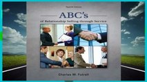 Abc's of Relationship Selling Through Service Complete
