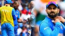 ICC World Cup 2019 : ಧವನ್ ಫಿಟ್ನೆಸ್ ಬಗ್ಗೆ ಅಚ್ಚರಿಯ ಹೇಳಿಕೆ ನೀಡಿದ ವಿರಾಟ್..! | Oneindia Kannada