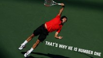 Tennis TOP5 . Roger Federer - That's Why He Is Number One