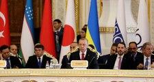Son dakika! Erdoğan: Kudüs'te yeni oldu bittiler gayretini reddediyoruz