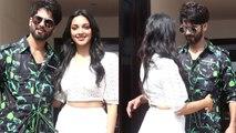 Shahid Kapoor promotes his film Kabir Singh with Kiara Advani; Watch Video | FilmiBeat