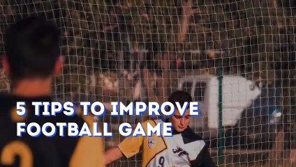 Abdul Hadi Mohamed Fares | Ways To Improve Football Game
