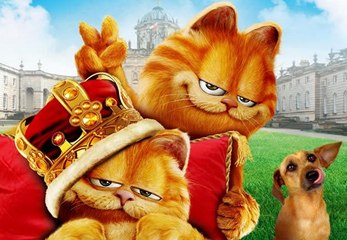 Garfield A Tail Of Two Kitties Movie 2006 Video Dailymotion