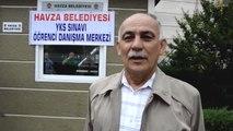 Havza Belediyesi YKS adaylarına araç tahsis etti - SAMSUN