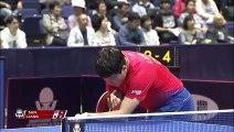 Sun Wen vs Liang Jingkun | 2019 ITTF Japan Open Highlights (1/4)