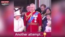 Meghan Markle : Le Prince Harry la recadre en pleine cérémonie (Vidéo)