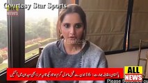 Sania Mirza Comments Over Pak India 16th June World Cup Match | Cricket News | World Cup 2019 | Pak Vs India