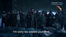 Jon Snow présente ses excuses pour la saison 8