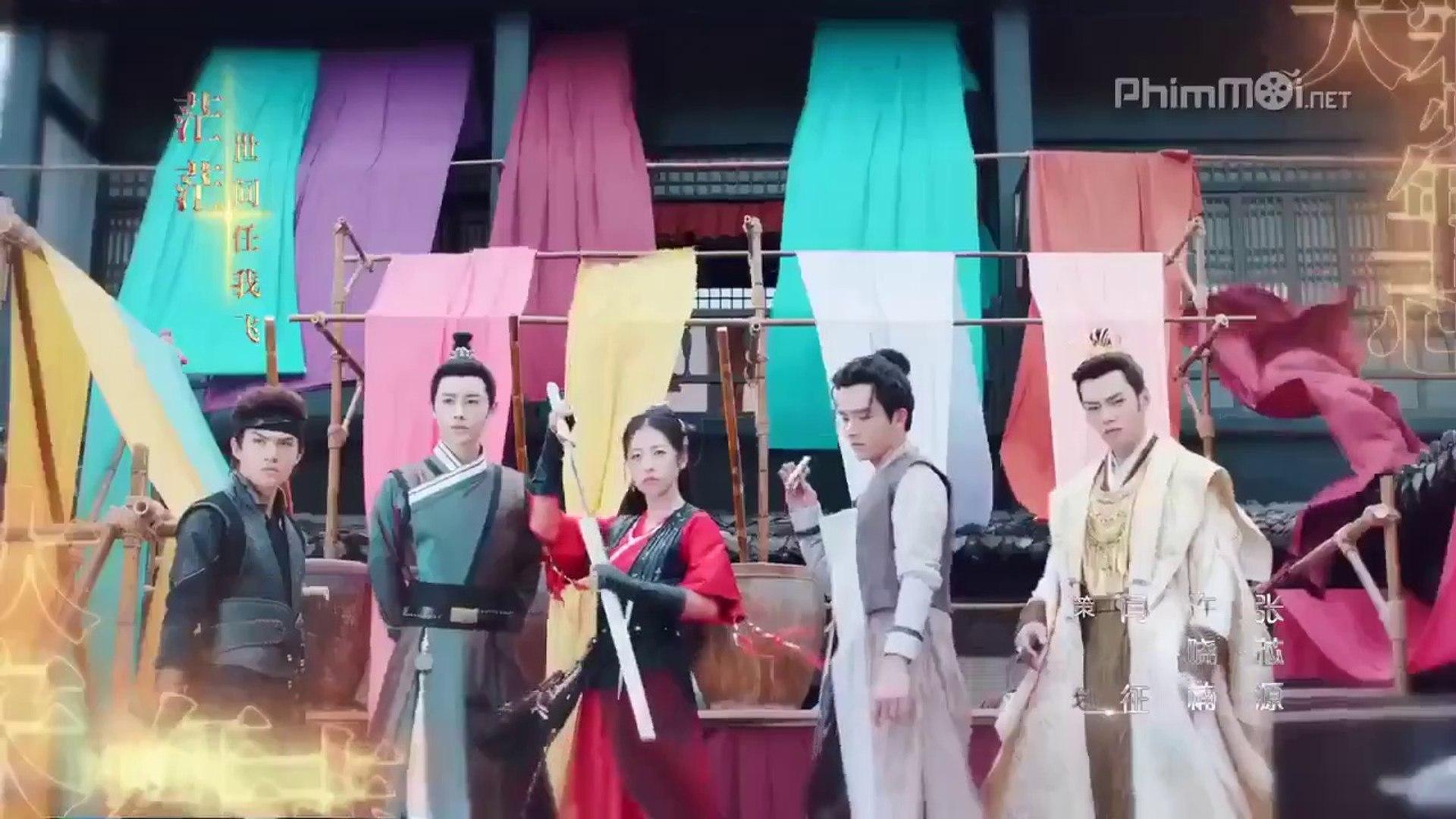Đại Tống Thiếu Niên Chí Tập 12 Vietsub HD || Young Blood 2019