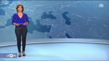 Météo : vigilance orange aux orages sur 9 départements