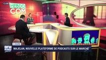 Majelan, nouvelle plateforme de podcasts sur le marché - 15/04
