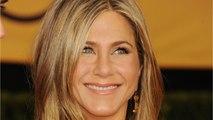 Celebrity Close Up: Jennifer Aniston