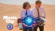 "Men in Black: International Movie Clip - ""Desert Weapon Test"" (2019) Tessa Thompson Action Movie HD"
