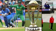 ICC Cricket World Cup 2019 : Manchester Weather Update for Ind vs Pak World Cup Match ! || Oneindia